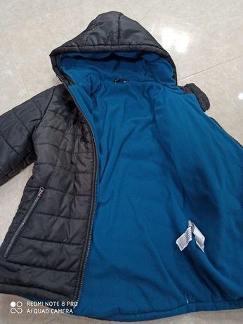 Детская куртка  зима осень