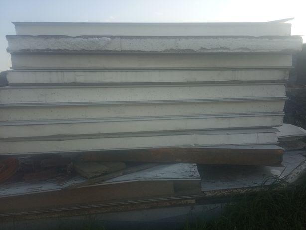Plyty warstwowe styropianowe ścienna plyta obornicka. 15 cm