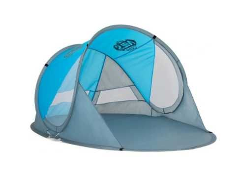 NAMIOT PLAŻOWY Turystyczny Namiot 4 Osobowy Namiot Samorozkładający