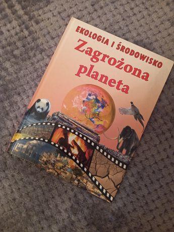 Książka 'Zagrożona planeta'
