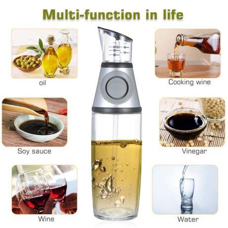 Бутылка-диспенсер для масла и соусов Press Measure