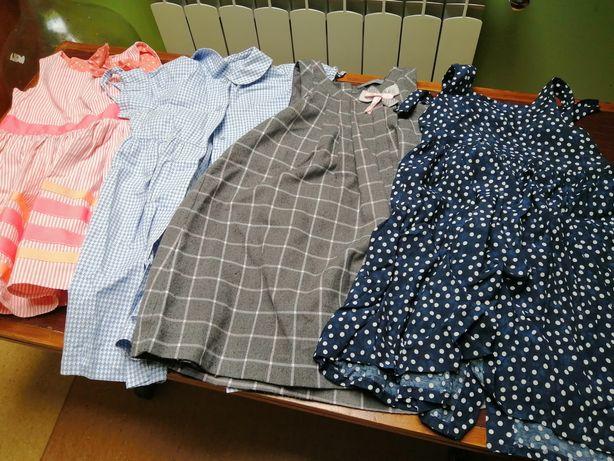 Zestaw4 sukienek