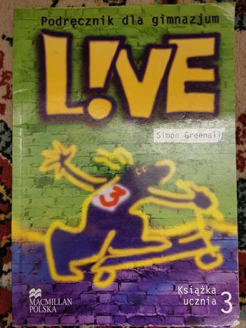 Język angielski. Live 3. Podręcznik i ćwiczenia