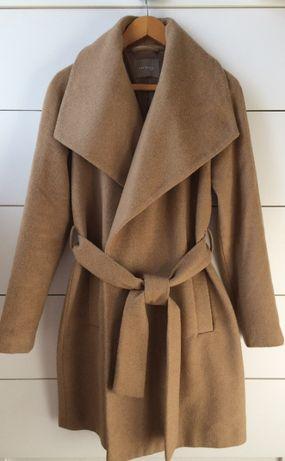 Демисезонное пальто на запах Orsay 38 размер(наш 46-48) 9%шерсти