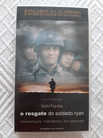 O Resgate do Soldado Ryan VHS