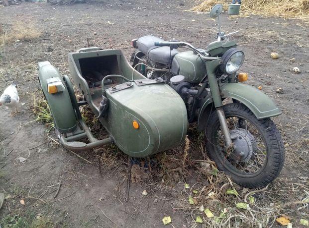 Мотоцикл мото Дніпро 11 МТ 11 Днепр 11