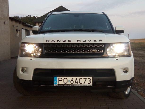 Range Rover Sport 3.0d Lifting , 286KM, Serwisowany w ASO Land Serwis