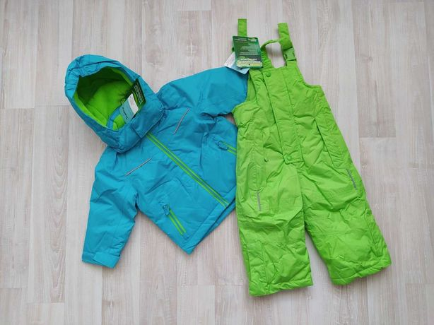 Зимний комплект костюм куртка + полукомбинезон Impidimpi.