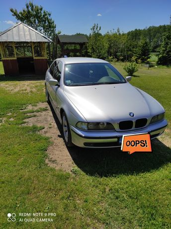 BMW E39 3.0D 2000r
