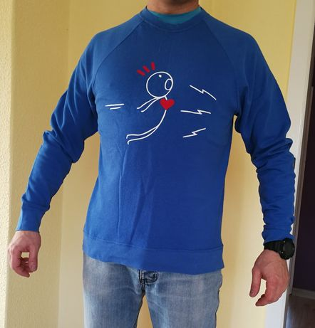 Bluzy dla pary bluza damska S bluza meska XL
