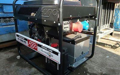 Agregat prądotwórczy generator prądu Fogo Sdmo Honda Pramac Wynajem