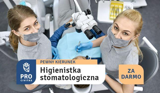 Higienistka stomatologiczna 0 zł – Zdobądź zawód i certyfikaty