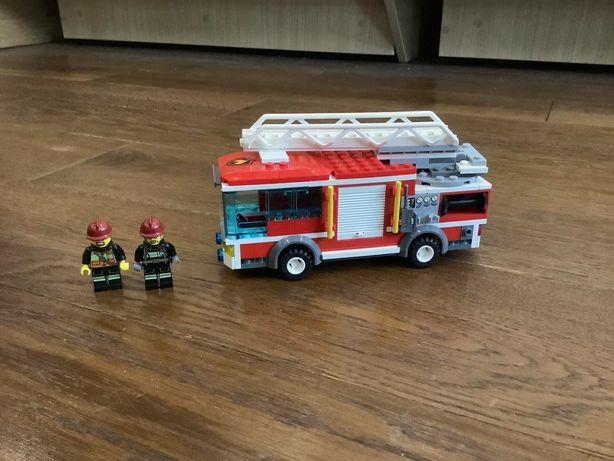 лего 60002 пожарная машина