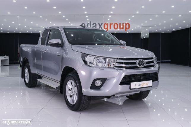 Toyota Hilux 2.4 D-4D 4WD CE CH