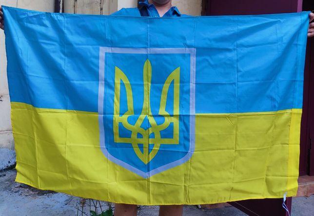 Прапор України.Флаг Украины.