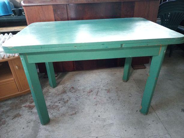 Stół drewniany, stół rozkładany