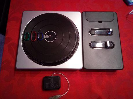 DJ Hero mesa de mistura PS3