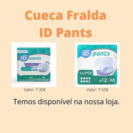 Fralda Cueca ID Pants Super