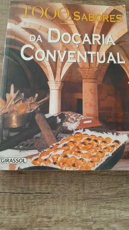 Livro Doçaria Conventual