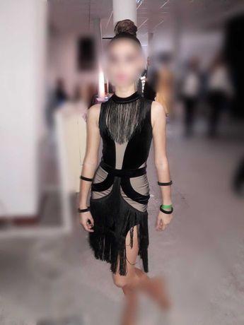 Платье латина Юн1