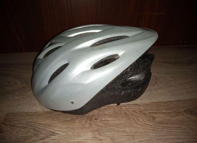 Kask rowerowy regulowany  rozm 48- 54