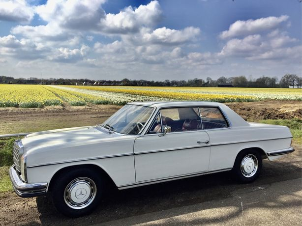 280c w114 coupe Mercedes Benz