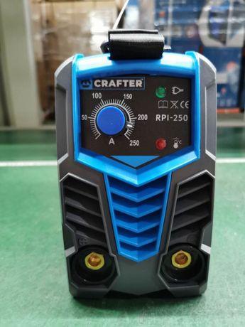 ИнверторсварочныйCrafter RPI-250 \ Сварка інвекторна Германия -25%