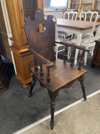 Krzesło drewniane/ŁADNE