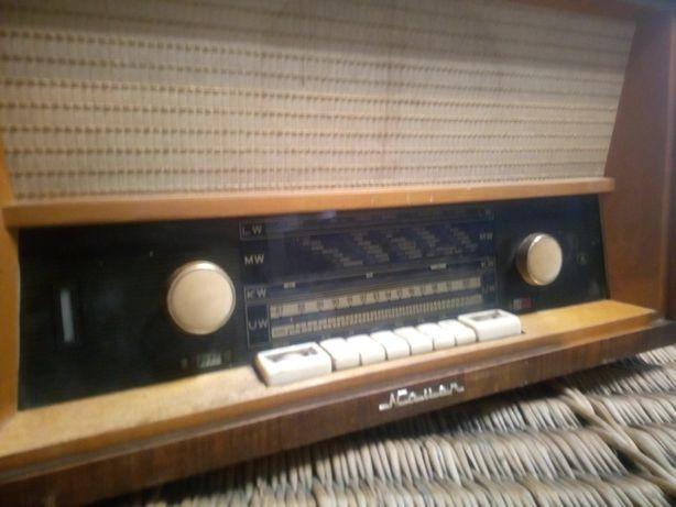 Radio lampowe Nauen