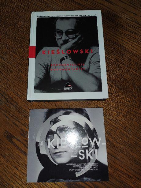 Kieślowski /3DVD/ dokumentalista/ etiudy studenckie/ WFDiF Łódź
