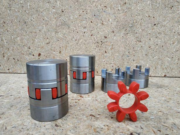 Kompletne sprzęgło kłowe typ: 28 średnica 66mm stalowe