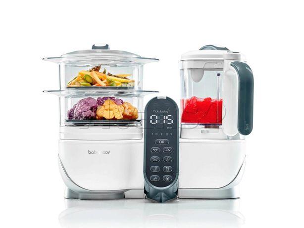 Robot kuchenny BABYMOOV Nutribaby 5w1 urządzenie wielofunkcyjne