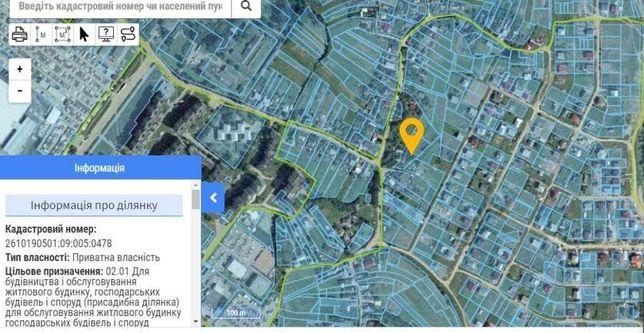 Земля дві ділянки, будинок з комунікаціями