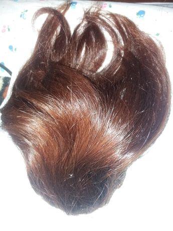 Парик Шиньён волосы натуральные