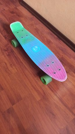 Скейт Пенни Борд Fish