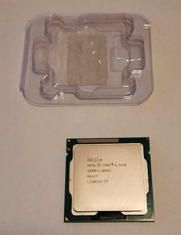Процессор Intel Core i5-3550 Socket LGA1155