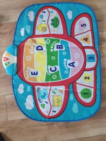 Mata dla dzieci edukacyjna interaktywna smily play