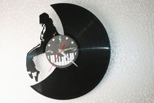 Relógio de Parede em Vinil - MICHAEL JACKSON