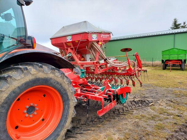 Zestaw uprawowo-siewny Kverneland Accord DA 2015 Siewnik Agregat Rolny