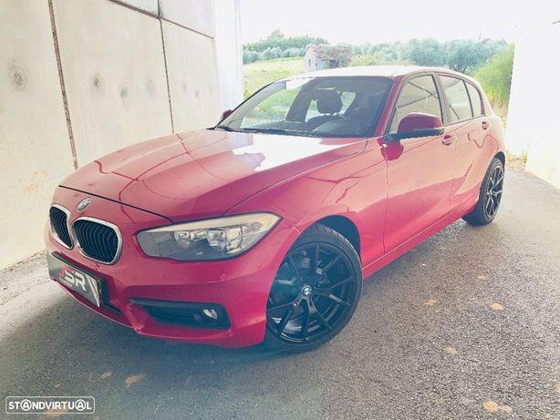BMW 116 d Advantage Auto