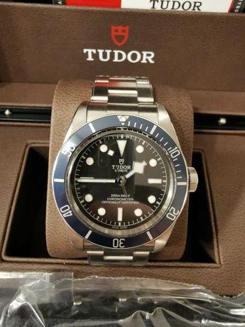 Zegarek TUDOR Heritage Black Bay Blue 41 /model: 9230B/ - Pełny set