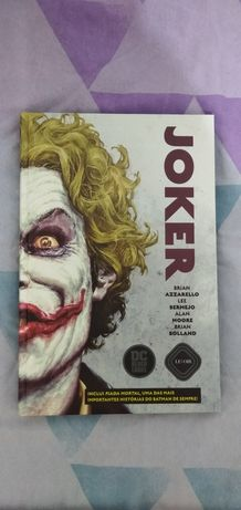 Comics Banda desenhada DC - Joker Harleen Kingsman