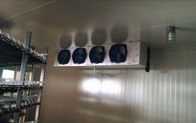 Охлаждение полуфабрикатов камеры быстрой заморозки Херсон