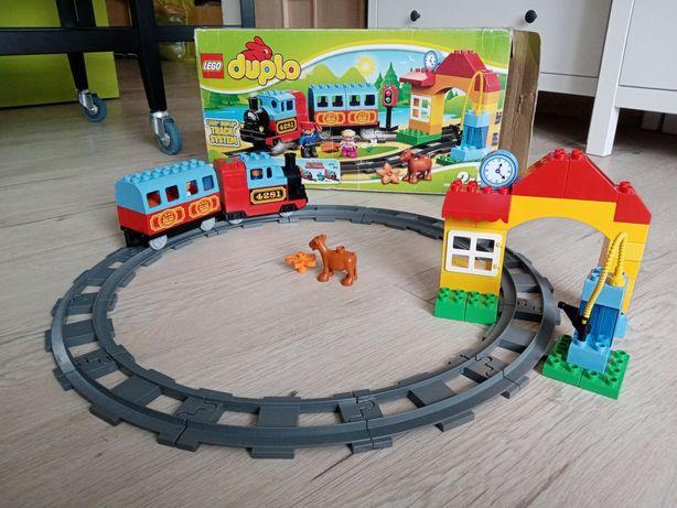 Mój pierwszy pociąg LEGO Duplo