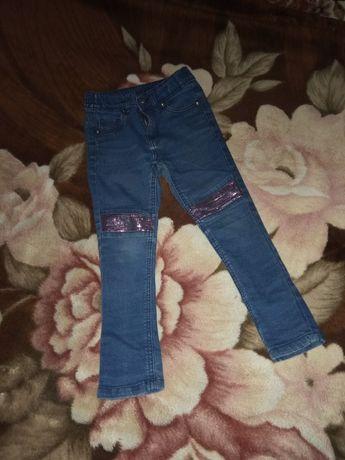 Продам джинси на дівчинку