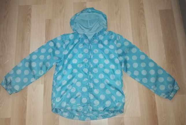 Zestaw Polar+kurtka +sweter 8-9 lat