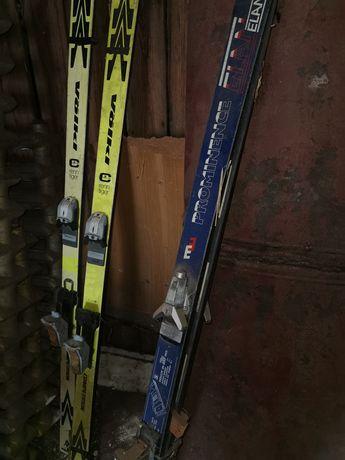 Sprzedam narty dwie paet