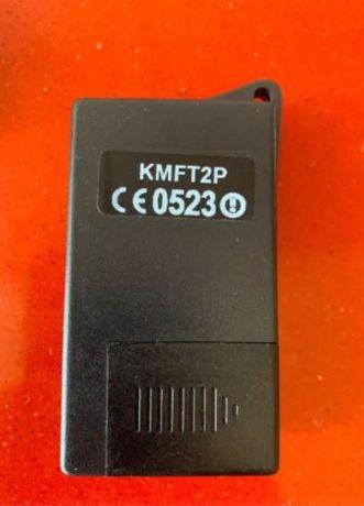 Comando KMFT2P Comando Portão/ Garagem Universal com dois botões