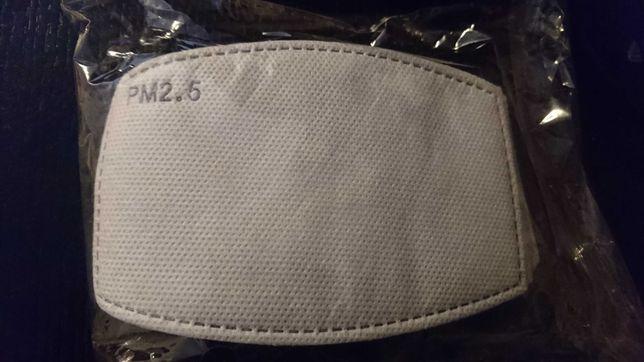 Filtr węglowy N99 FFP3 N95 antysmogowy, do maski, maseczki, z PL