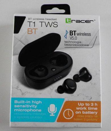 Słuchawki Bluetooth Bezprzewodowe Dokanaowe Tracer